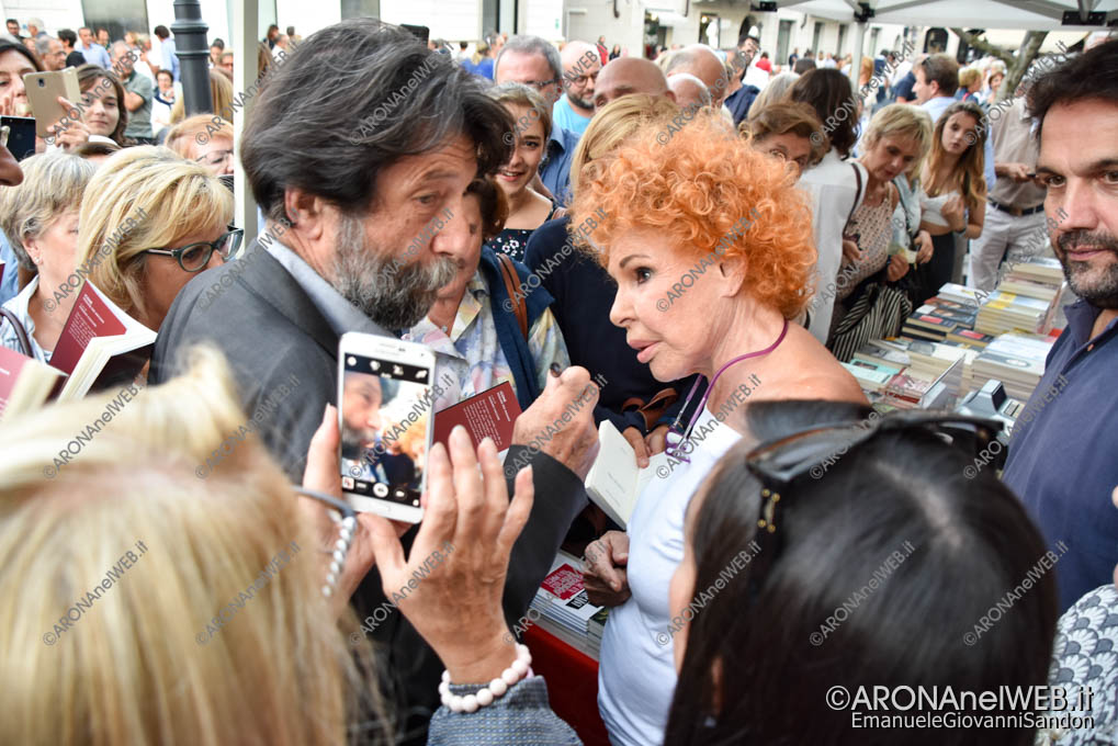 EGS2018_29934   Ornella Vanoni con Massimo Cacciari