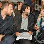 EGS2018_30114 | Dacia Maraini con Paolo Giordano e Massimo Cacciari
