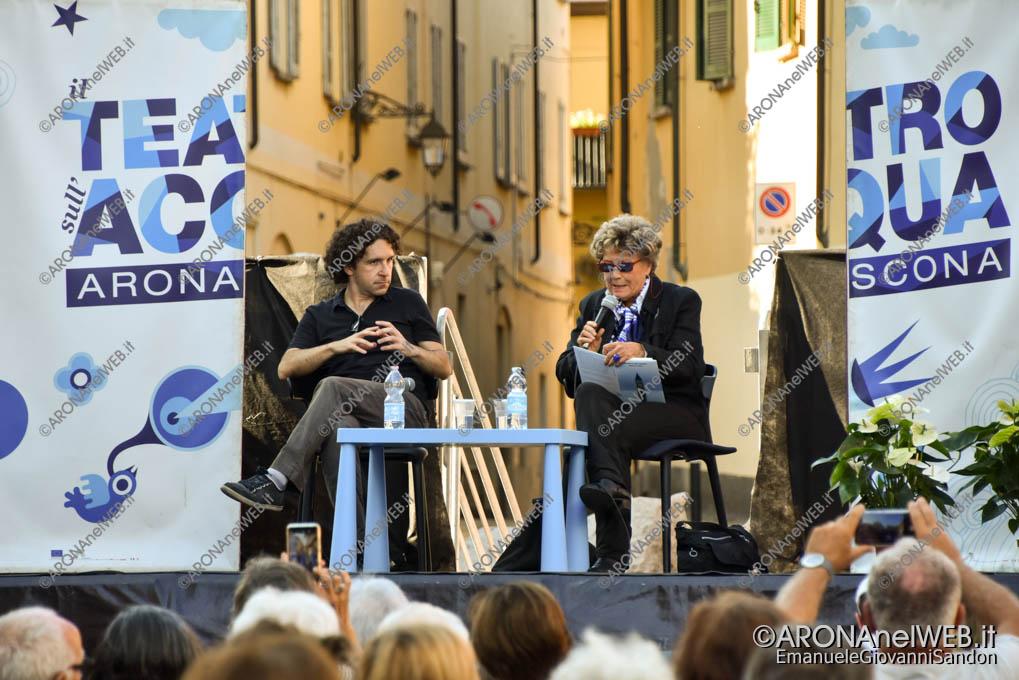 EGS2018_30884   Marco Balzano a il Teatro sull'Acqua 2018