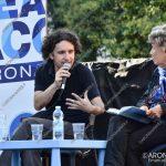 EGS2018_30902 | Marco Balzano dialoga con Dacia Maraini a il Teatro sull'Acqua 2018