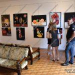 EGS2018_31131 | Mostra personale per Tre - Galleria d'arte, Piazza del Popolo 33