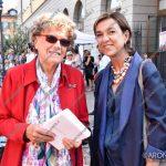 EGS2018_31165 | Daria Bignardi con Dacia Maraini a il Teatro sull'Acqua 2018