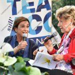 EGS2018_31228 | Daria Bignardi dialoga con Dacia Maraini a il Teatro sull'Acqua 2018