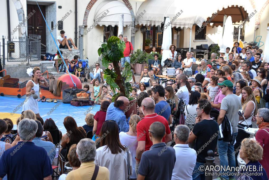 """EGS2018_31248   Teatro di strada con """"Capucine"""" al Festival Teatro sull'Acqua"""