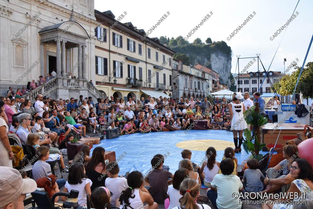 """EGS2018_31266   Teatro di strada con """"Capucine"""" al Festival Teatro sull'Acqua"""