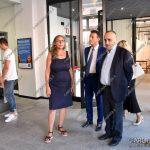 EGS2018_31336 | Il ministro alla cultura Alberto Bonisoli in visita al museo civico di Arona
