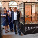 EGS2018_31357 | Il ministro alla cultura Alberto Bonisoli in visita al museo civico di Arona