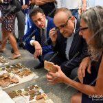 EGS2018_31368 | Il ministro alla cultura Alberto Bonisoli in visita al museo civico di Arona
