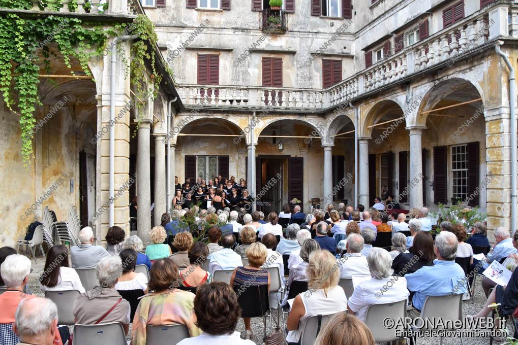 EGS2018_32305   Il Coro Lirico Musicae Cultores in concerto per Cilla per Haiti