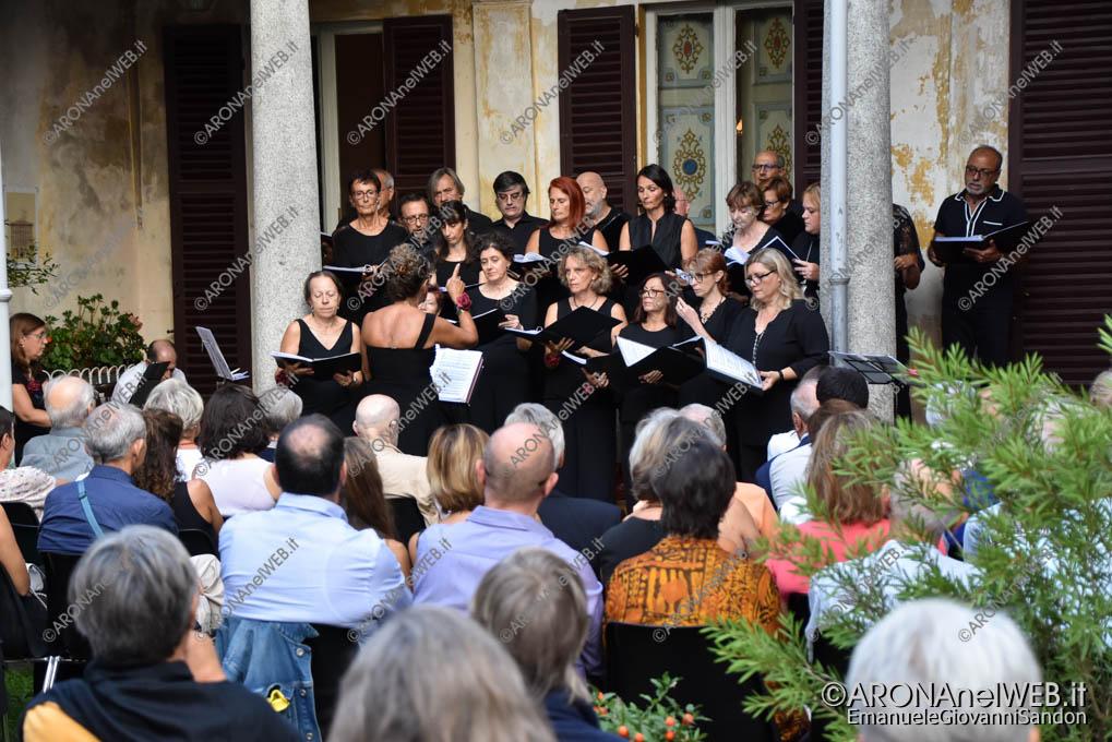 EGS2018_32321   Il Coro Lirico Musicae Cultores in concerto per Cilla per Haiti