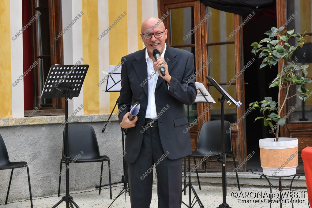 EGS2018_32915 | Gianni Dal Bello, Direttore del Museo Meina