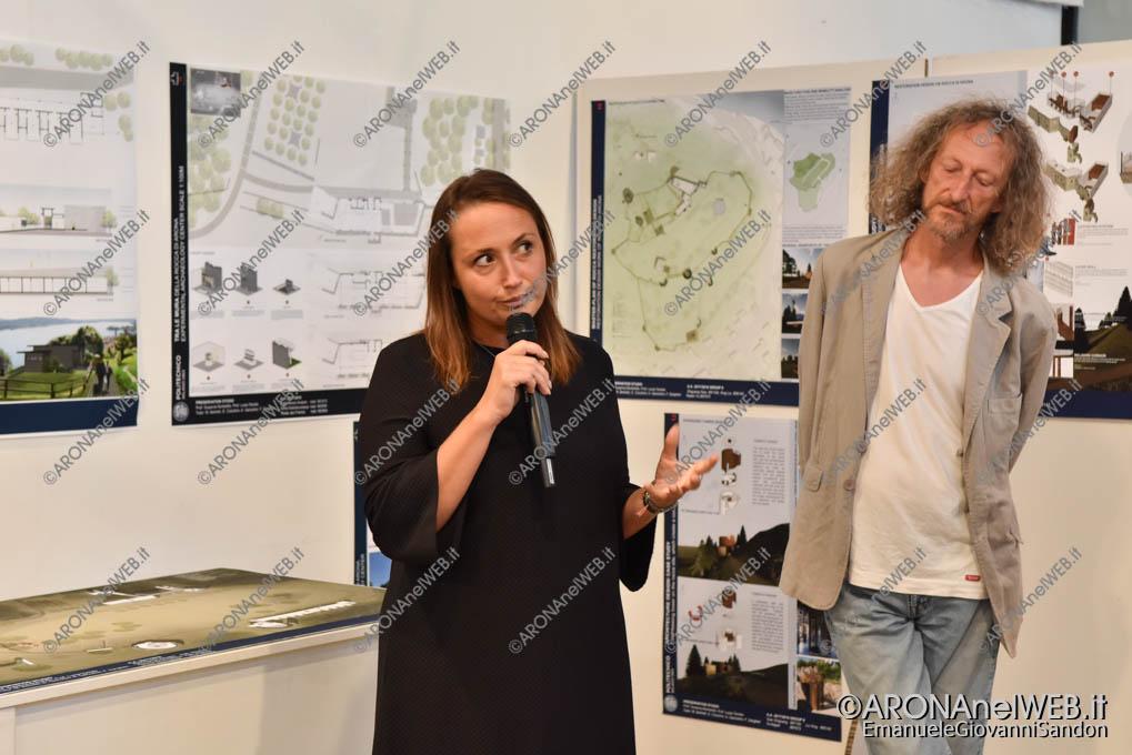 EGS2018_33197 | Chiara Autunno, Assessore Turismo e Cultura del Comune di Arona