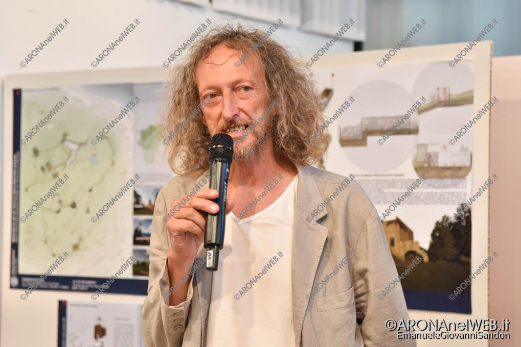 EGS2018_33202 | Paolo Lampugnani, Coordinamento ricerche Rocca Borromea