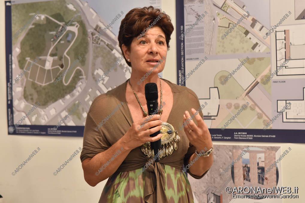 EGS2018_33210 | Prof.ssa Susanna Bortolotto, Politecnico di Milano