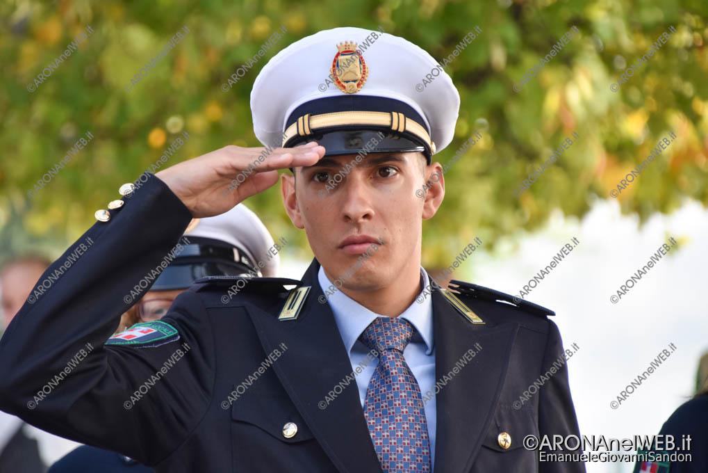 EGS2018_33316   Andrea Melloni, vicecomandante Polizia Locale Arona