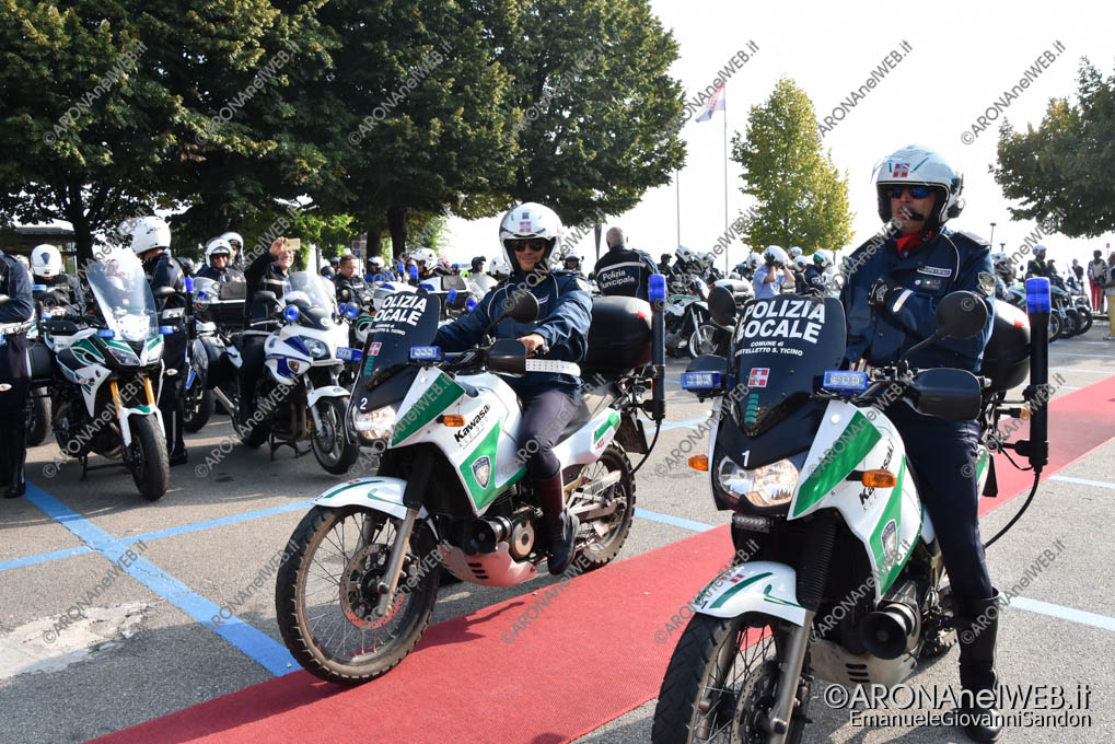 EGS2018_33393   1° Motoraduno delle Polizie Locali Piemontesi