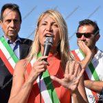 EGS2018_34007   Lorena Vedovato, sindaco di Dormelletto