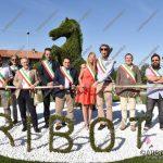 EGS2018_34048   Inaugurazione della rotonda dedicata al cavallo Ribot