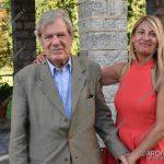 EGS2018_34312   Il Marchese Mario Incisa della Rocchetta con il sindaco Lorena Vedovato