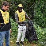 EGS2018_35162 | Puliamo il Mondo a Dormelletto: raccolta oltre una tonnellatadi rifiuti abbandonati nei boschi
