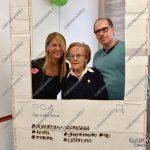 EGS2018_35199 | Alma Mazza con il sindaco di Dormelletto Lorena Vedovato e il presidente della Cri Michele Giovannetti