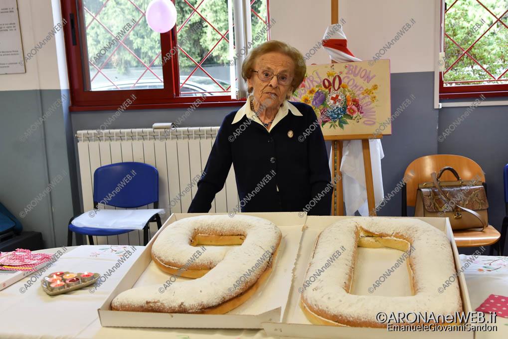 EGS2018_35206   Alma Mazza festeggiata alla Cri Arona