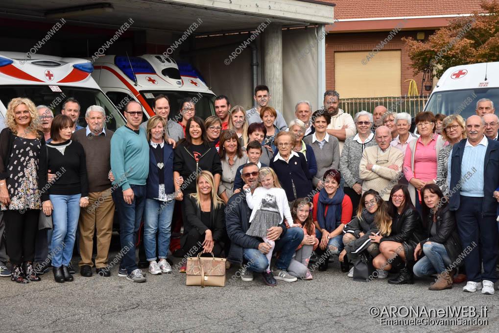 EGS2018_35244   Alma Mazza con amici e volontari della Cri Arona