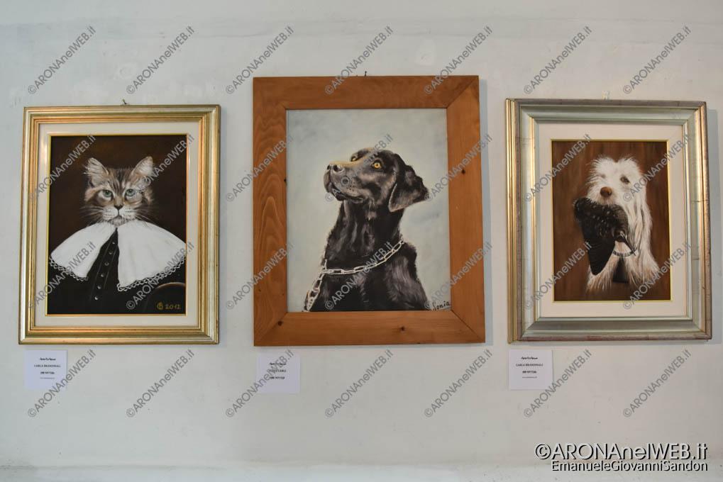 """EGS2018_35275   Mostra d'arte """"Animali e colori d'Autunno"""""""