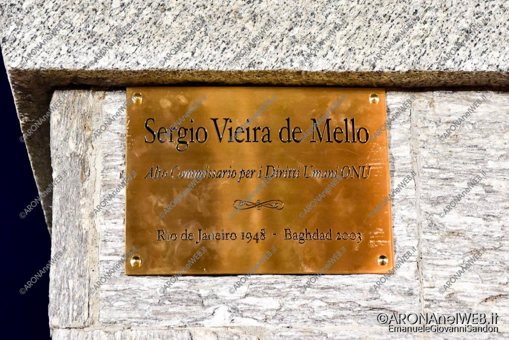 EGS2018_35718 | Sergio Vieira de Mello Alto Commissario per i Diritti Umani ONU, vittima dell'attentato dell'Hotel Canal a Baghdad del 19 agosto 2003