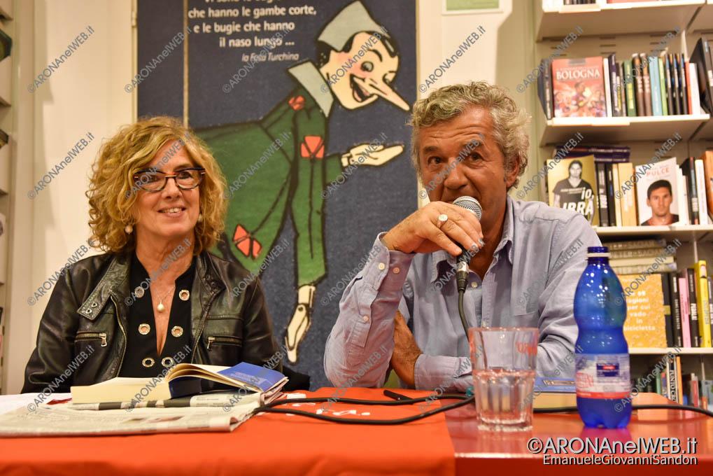 EGS2018_35765 | Stefano Gramitto Ricci alla libreria La Feltrinelli Point di Arona
