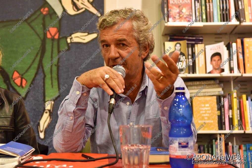 EGS2018_35766 | Stefano Gramitto Ricci alla libreria La Feltrinelli Point di Arona