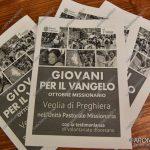 """EGS2018_35774   Veglia di Preghiera """"Giovani per il Vangelo"""""""