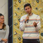 """EGS2018_35782   Veglia di Preghiera """"Giovani per il Vangelo"""", testimonianza diChiara Bonetti e Matteo Ferretti"""