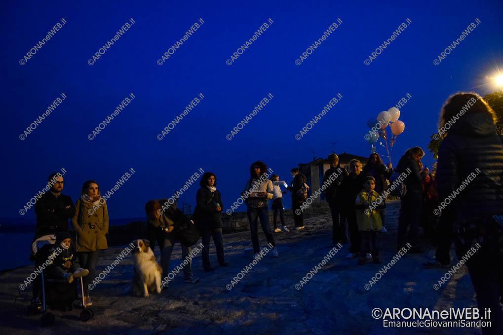 EGS2018_36579   Babyloss, onda di luce sul Lago Maggiore