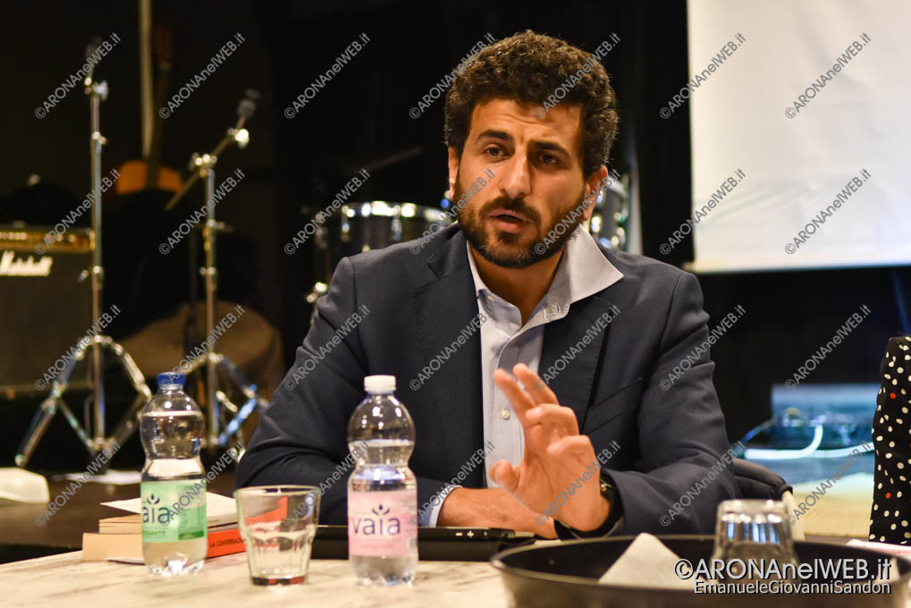 EGS2018_36632   Domenico Rossi, consigliere regionale