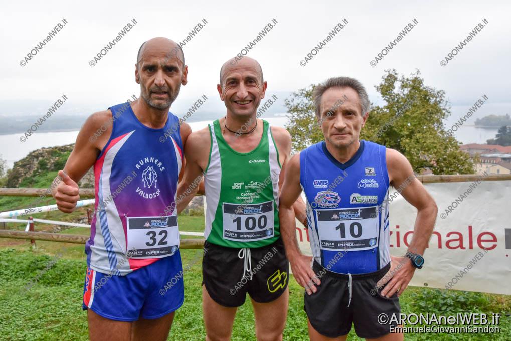 EGS2018_37495   SM45 in poi, podio: Rocco Macellaro 100, Rondinelli Antonio 32, Ambrosio Vincenzo 10