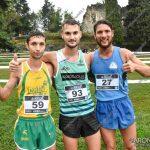 EGS2018_37714 | Maschile podio: Marco Giudici 93, Fabio De Angeli 59, Riccardo Ghillioni 27