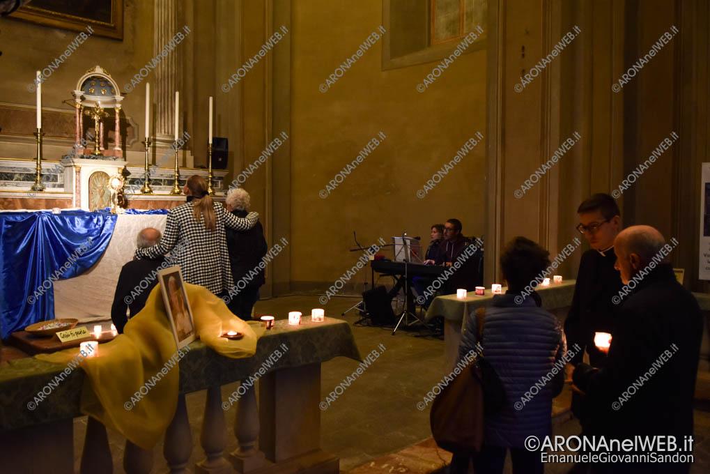 EGS2018_37743   Luce nella Notte nella chiesa di Sant'Anna ad Arona