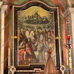 EGS2018_38147 | Tanzio da Varallo, Santi in adorazione della Trinità - Chiesa Parrocchiale di Fontaneto d'Agogna