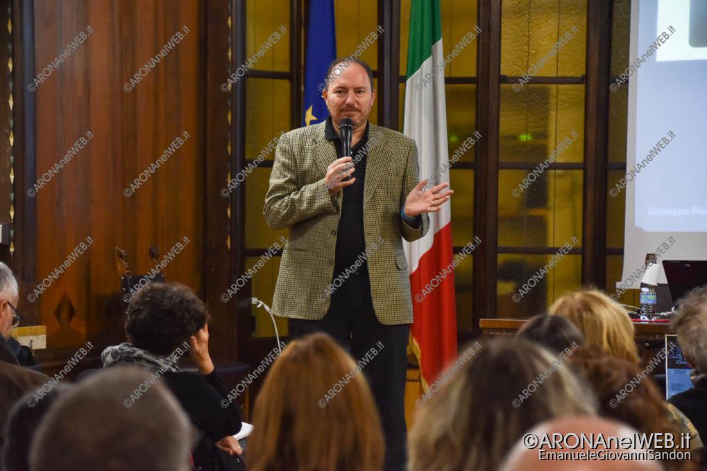 EGS2018_39090 | Dove va l'uomo? Incontro con Giuseppe Riva