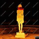 EGS2018_40807 | Sagoma alla fontana di Corso Repubblica per ricordare la Giornata Internazionale Contro la Violenza sulle Donne