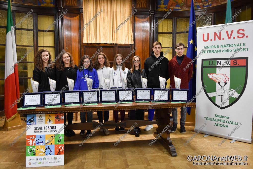 EGS2018_41396   36° edizione del Premio Sport scuola - UNVS Arona
