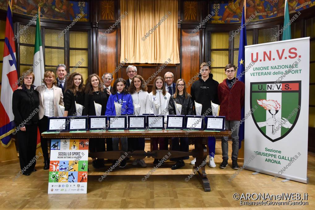 EGS2018_41402   Premio Sport scuola 2018 dell'Unione Veterani dello Sport sez. Arona
