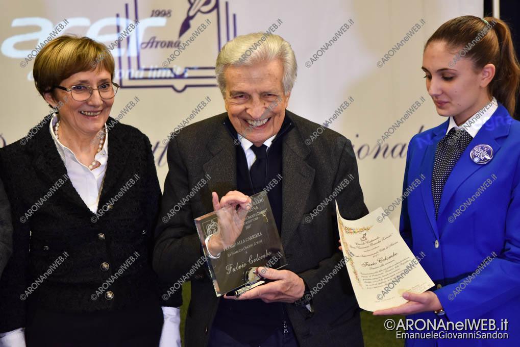 EGS2018_41591 | dr. Furio Colombo, premio alla carriera Gian Vincenzo Omodei Zorini
