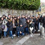 EGS2018_42019 | don Mauro Baldi con i giovani di Trecate
