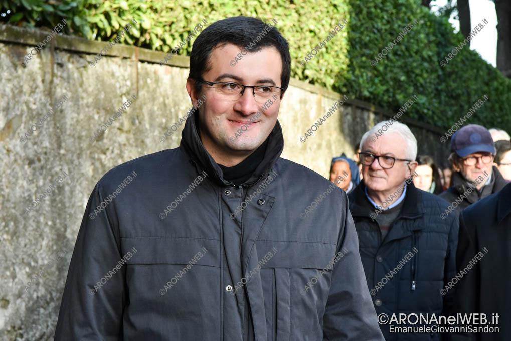 EGS2018_42049   don Mauro Baldi, parroco delle parrocchie di Lesa e Belgirate