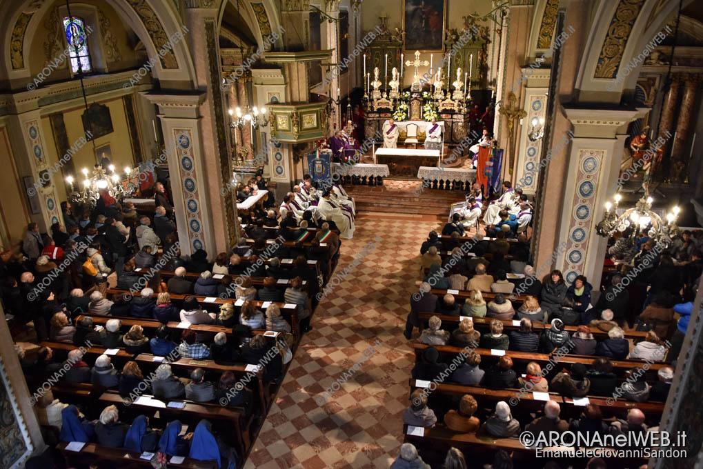 EGS2018_42255   Lesa, interno della Chiesa Parrocchiale di San Martino