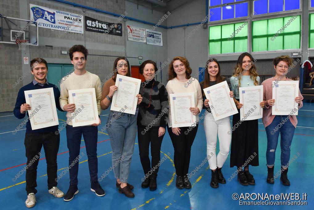 EGS2018_43402 | I maturandi con voto 100, Istituto Enrico Fermi Arona
