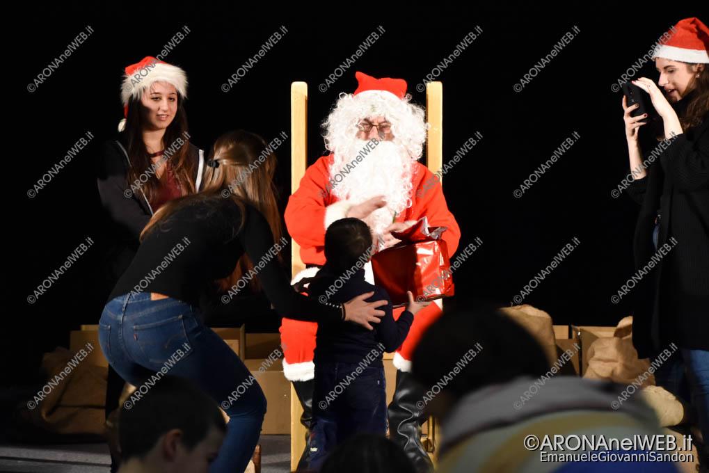 EGS2018_44461 | Babbo Natale tra i bimbi con Avis Arona