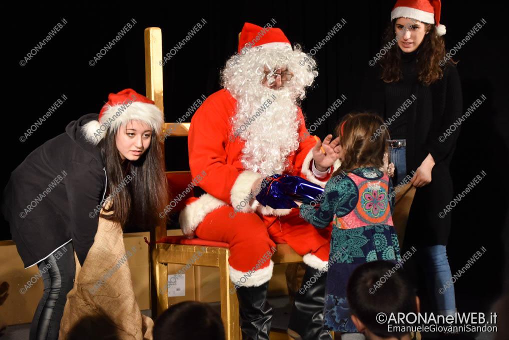 EGS2018_44474 | Babbo Natale tra i bimbi con Avis Arona